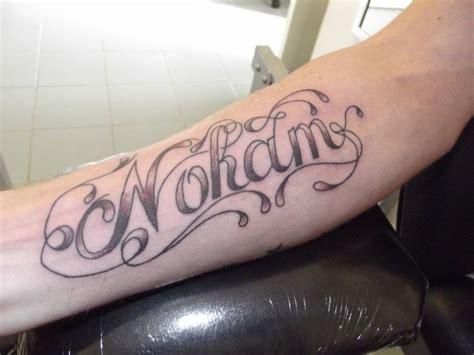 Tout Sur Le Tatouage Prénom
