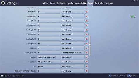 fortnite keybinds    keyboard youtube
