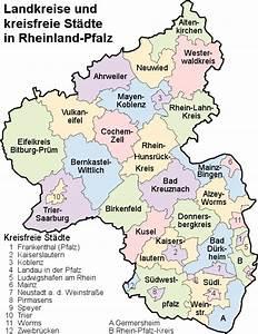 Hausbaufirmen Rheinland Pfalz : rheinland pfalz kreise karte my blog ~ Markanthonyermac.com Haus und Dekorationen