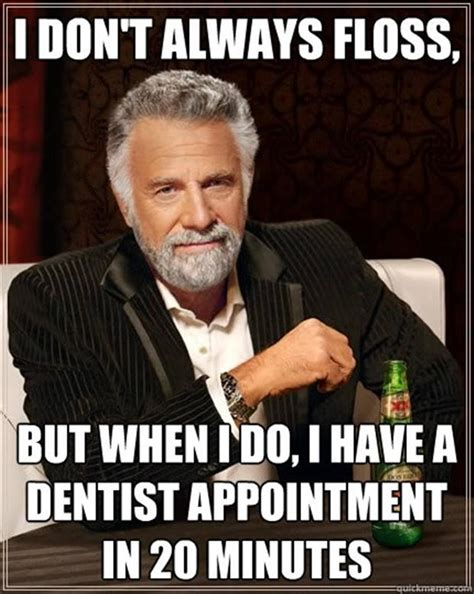 Funny Dental Memes - funny quotes dentist quotesgram