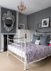 schlafzimmer grau rosa wandfarbe grau im schlafzimmer 77 gestaltungsideen