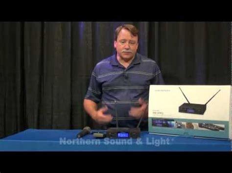 northern sound and light audio technica 4000 series wireless northern sound