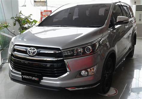 Toyota Venturer Modification by Toyota Innova Venturer Spotted