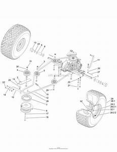 Toro 74585  Dh 210 Lawn Tractor  2016  Sn 316000001