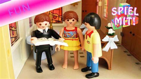 Playmobil Einrichtung Der Kirche Und Playmobil Film
