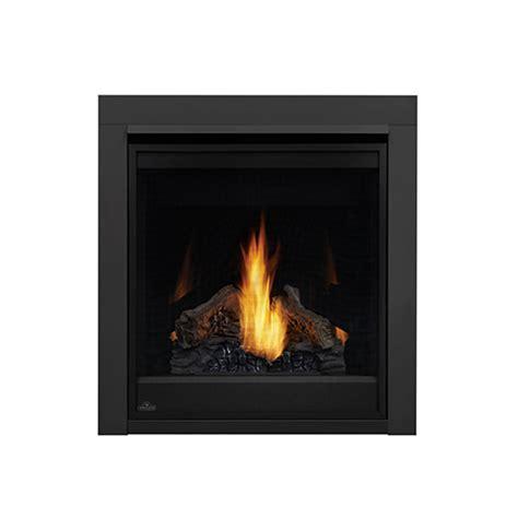 napoleon ascent  direct vent gas fireplace
