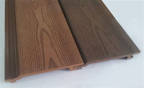 Wood Cladding Panels by Wood Look Wall Panels Wood Plastic Composite Wall Cladding