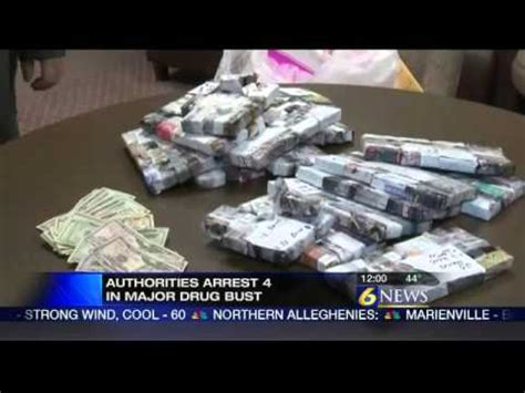 four arrested in major bust
