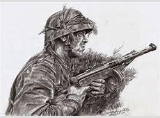 Dibujos e ilustraciones de la Segunda Guerra Mundial