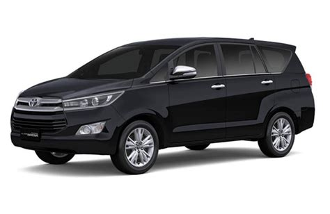Toyota Innova Price by New Toyota Innova 2016 Price Review And Image Of