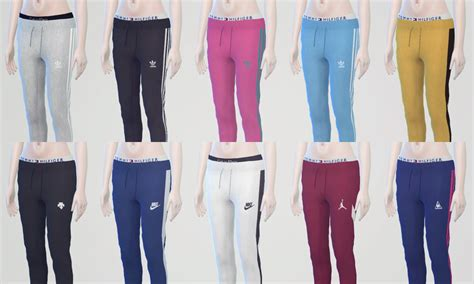 Jogger Sets For Males And Females By Ooobsooo