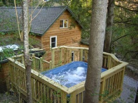 houses with tubs to rent cedar creek cabin tub and views vrbo