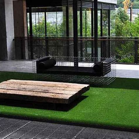 terrazzi moderni erba sintetica terrazzo
