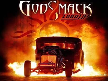 Godsmack Rod Fire Metal Wallpapers Nu Rods