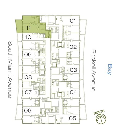 Infinity Deck Plan 2013 by Infinity At Brickell Floor Plans Gurus Floor
