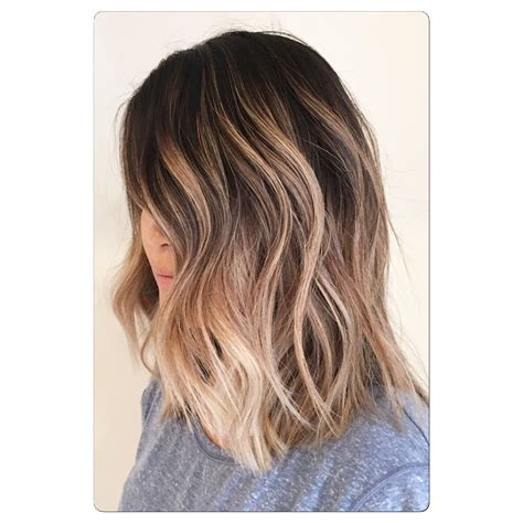 Asian Blonde Hair Ombre Hair