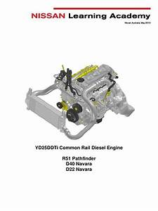 Yd25 Cr Fault Diagnosis Pdf