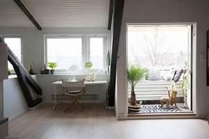Kleine Wäschespinne Für Balkon : gem tlich eingerichtete kleinen balkon wohnideen einrichten ~ Indierocktalk.com Haus und Dekorationen