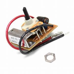 Range Hood Fan Speed Switch
