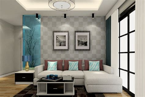 Living Room Wall Color Design