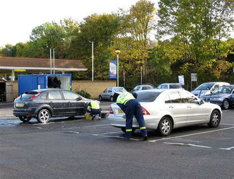 'wave' Car Wash, Tesco, Purley