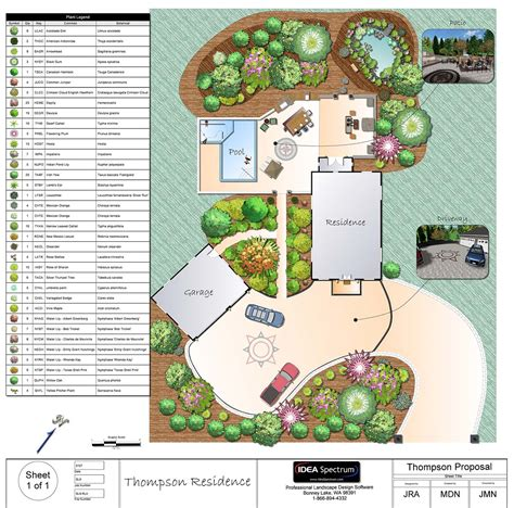 landscap plan professional landscape software