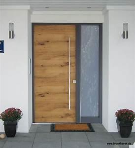 Haustür Holz Modern : haust ren brunkhorst haust ren aus holz holzhaust ren passivhaust ren haust ren aus holz ~ Sanjose-hotels-ca.com Haus und Dekorationen