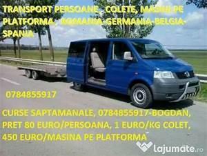 Transport Persoane Germania Romania : curse romania germania belgia retur persoane colete ~ Jslefanu.com Haus und Dekorationen
