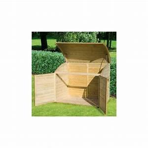 Coffre De Jardin Bois : coffre de jardin en bois 900l ~ Edinachiropracticcenter.com Idées de Décoration