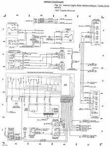 Toyota 4runner Radio Wiring Diagram
