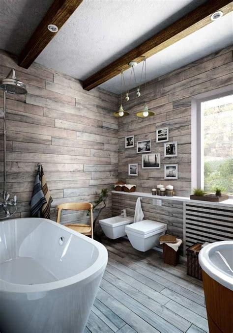 salle de bain lambris 1000 id 233 es sur le th 232 me salle de bains lambris sur salle de bains pour gar 231 on