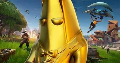 Fortnite Skin Peely Golden Players Frustrated Bananita