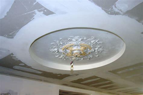 agencement cuisine décoration de plafond en staff à rennes