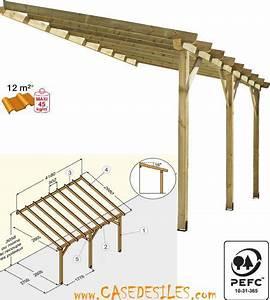 Prix Bois Terrasse Classe 4 : abri de terrasse bois 12mc abt4230 classe 4 prix choc ~ Premium-room.com Idées de Décoration