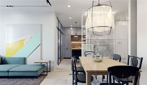 2 One Bedroom Home Apartment Designs Under 60 Square