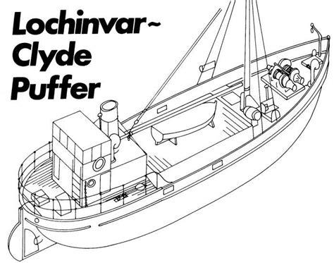 model boat mayhem   build  clyde puffer