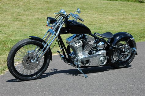 200 Tire Softail Rolling Chassis Kit Harley Bobber Chopper