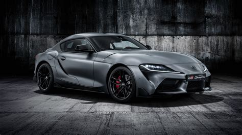 2020 Toyota Supra Desktop Wallpaper by Toyota Gr Supra A90 Edition 2019 4k Wallpaper Hd Car