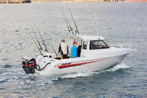 Enclosed Cabin Fishing Boats