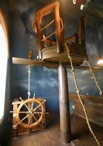 Pirate Themed Nursery pirate ship bedroom