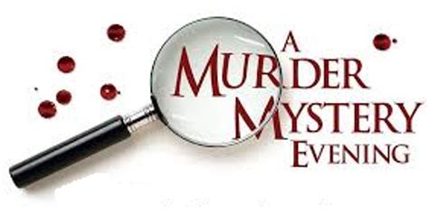 Halloween Murder Mystery Dinner  On Tap Magazine