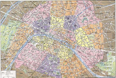kayat kandi city map  paris