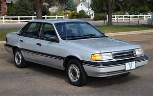 17k Miles And Awd  1988 Ford Tempo