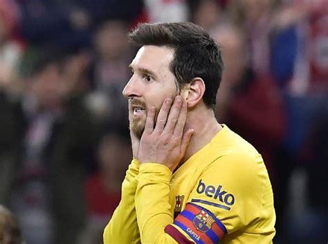 Messi Diminta 'Pulang Kampung'