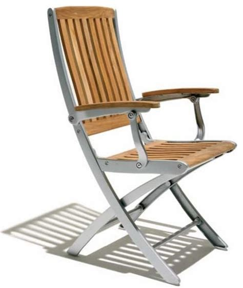 folding patio chairs folding chair by design kollection modern outdoor