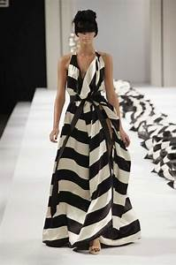 casual black white striped midi dress outfit 5 fashion best With black and white striped wedding dress