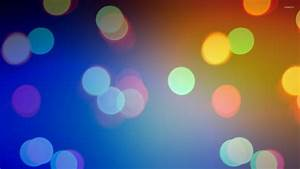 Blurry lights [5] wallpaper - Abstract wallpapers - #27014