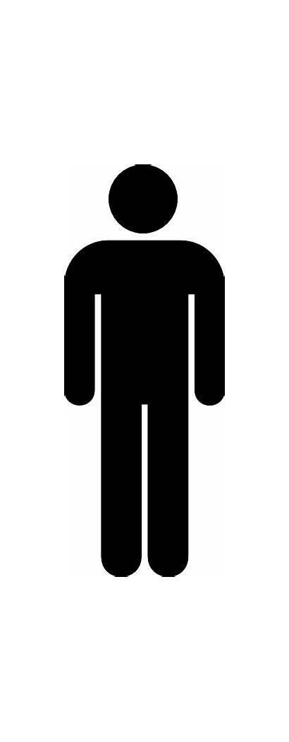 Person Symbol Clip Clker Clipart