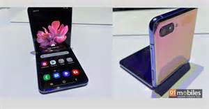 Samsung galaxy z flip is a reincarnation of a forgotten format of a classic clamshell phone, but in a modern implementation. Samsung Galaxy Z Flip first impressions: foldable phone ...