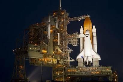 Launch Pad Shuttle Nasa Space Liftoff Atlantis
